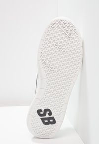 Nike SB - NYJAH FREE - Skateschoenen - summit white/anthracite/lemon wash - 4