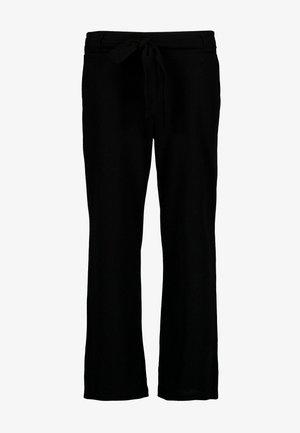Pantalones - off black