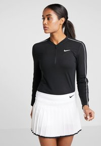 Nike Performance - DRY  - Sports shirt - black/white - 0