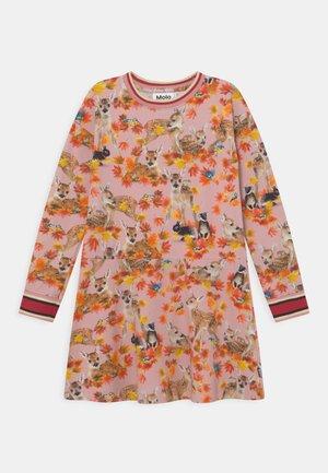 CONNY - Jersey dress - pink