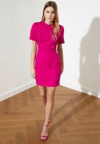 Trendyol - Robe d'été - pink - 2