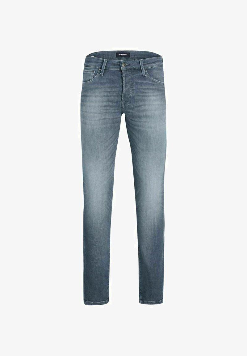 Jack & Jones - SLIM FIT GLENN ICON  - Slim fit jeans - blue denim