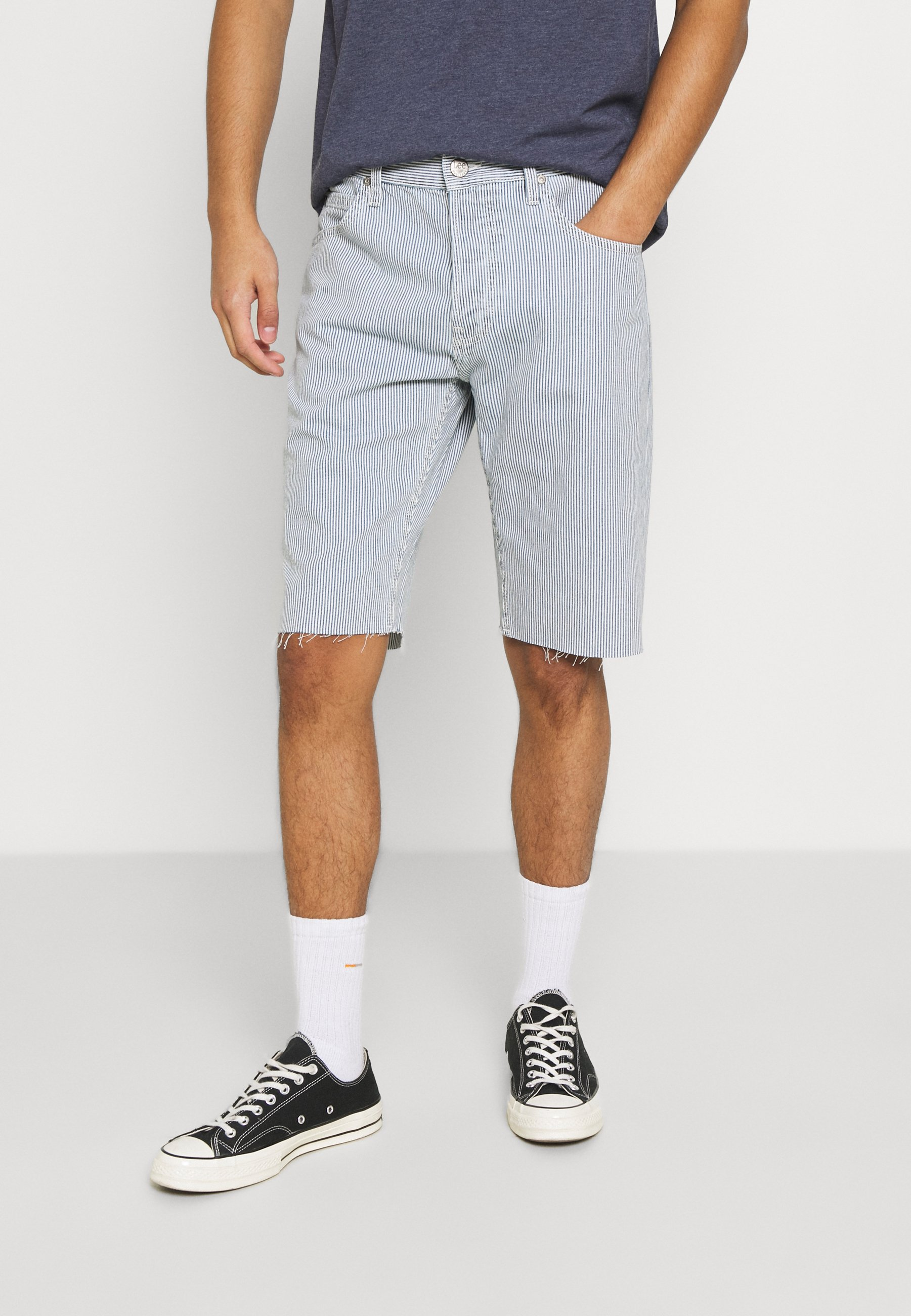 Herrer CUT OFF - Jeans Short / cowboy shorts