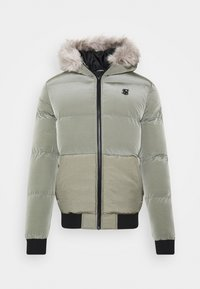 SIKSILK - DISTANCE JACKET - Winter jacket - khaki - 4