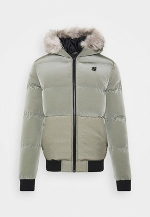 DISTANCE JACKET - Winterjas - khaki