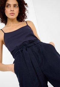 ORSAY - SLOUCHY - Trousers - nachtblau - 3