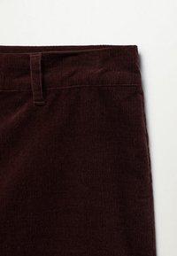 Violeta by Mango - SICILY - Trousers - schokolade - 4