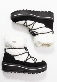 Pajar - TAYA - Zimní obuv - white - 3