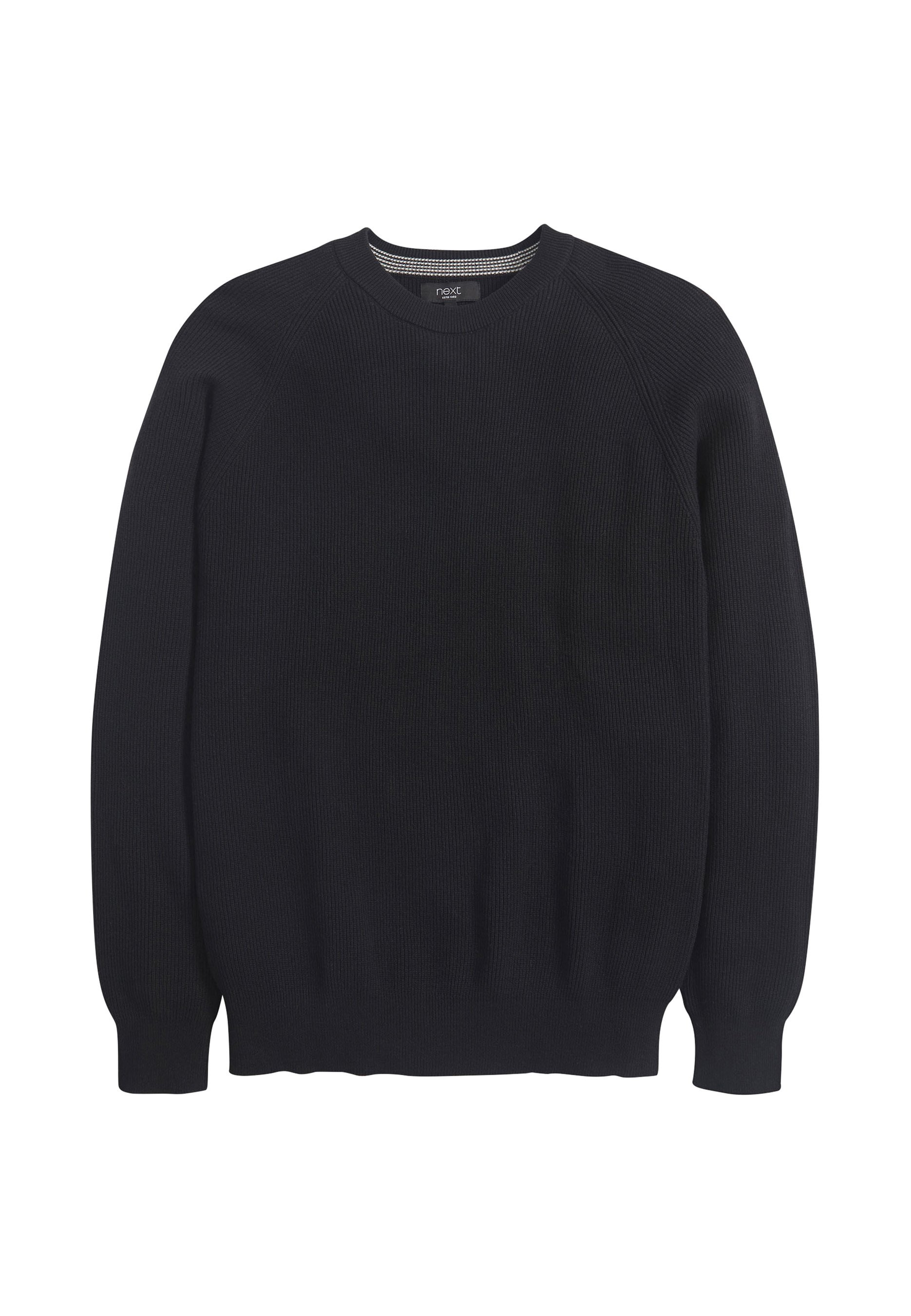 Homme RIB TEXTURED - Pullover