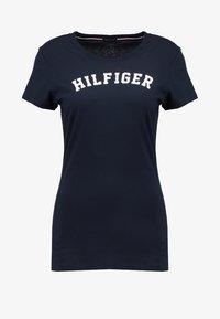 Tommy Hilfiger - TEE - Pyjama top - blue - 4