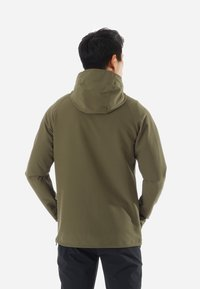 Mammut - MACUN - Soft shell jacket - green/dark green - 1