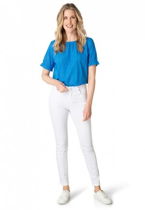 JOY ESSENTIAL - Trousers - white