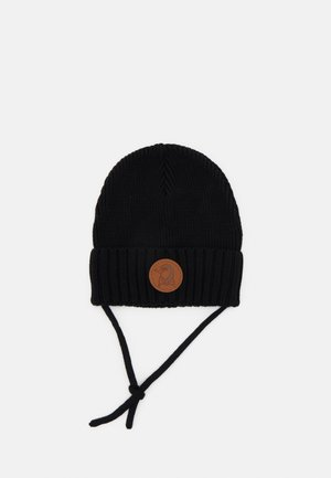 FOLD UP UNISEX - Gorro - black