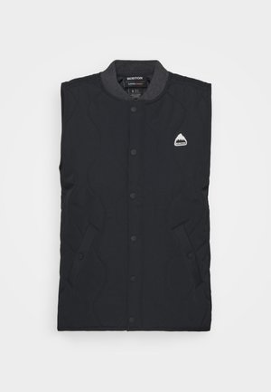 KILEY VEST  - Waistcoat - true black