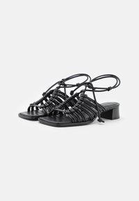 By Malene Birger - RIKA - Sandals - black - 2