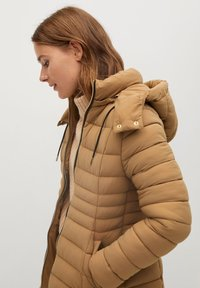 Mango - PONI - Winter jacket - mittelbraun - 6