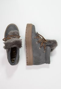 Coolway - OSLO - Ankle boots - grey - 2