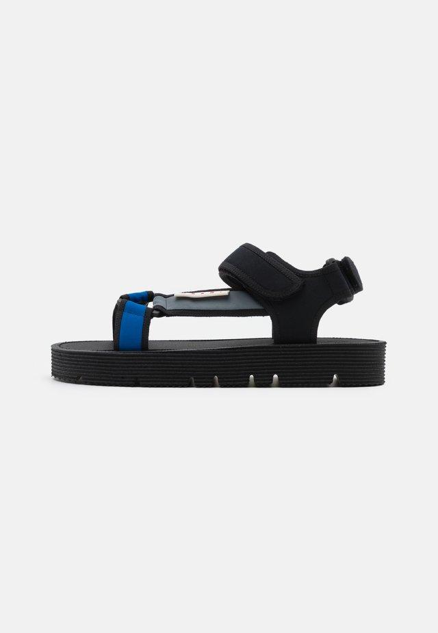 Sandaler - black/zaffiro