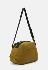adidas Performance - FAV DUFFEL BAG - Sports bag - wild moss/acid yellow - 2