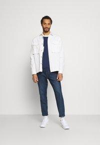 Nike Sportswear - REISSUE FAIRLEAD CREW - Sweatshirt - midnight navy/sail - 1