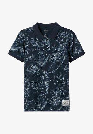 NKMFALSIG  - Polo shirt - dark sapphire