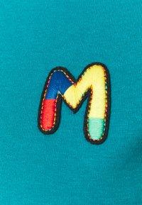 M Missoni - Print T-shirt - turquoise - 2