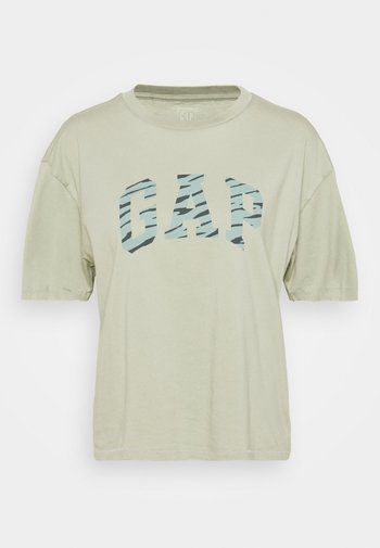 EASY TEE - T-shirts med print - desert sage