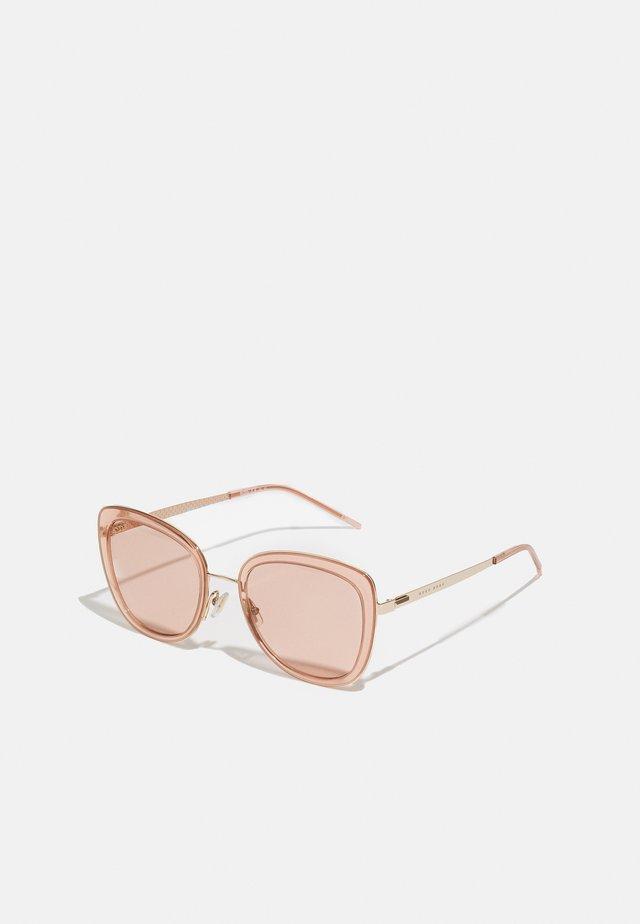 Sluneční brýle - gold-coloured/nude