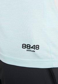 8848 Altitude - MADINA TEE - Long sleeved top - mint - 5