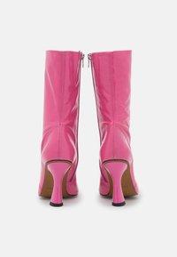 Chio - Korte laarzen - hot pink malory - 3