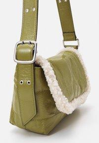 Topshop - SHOULDLER - Across body bag - olive - 3