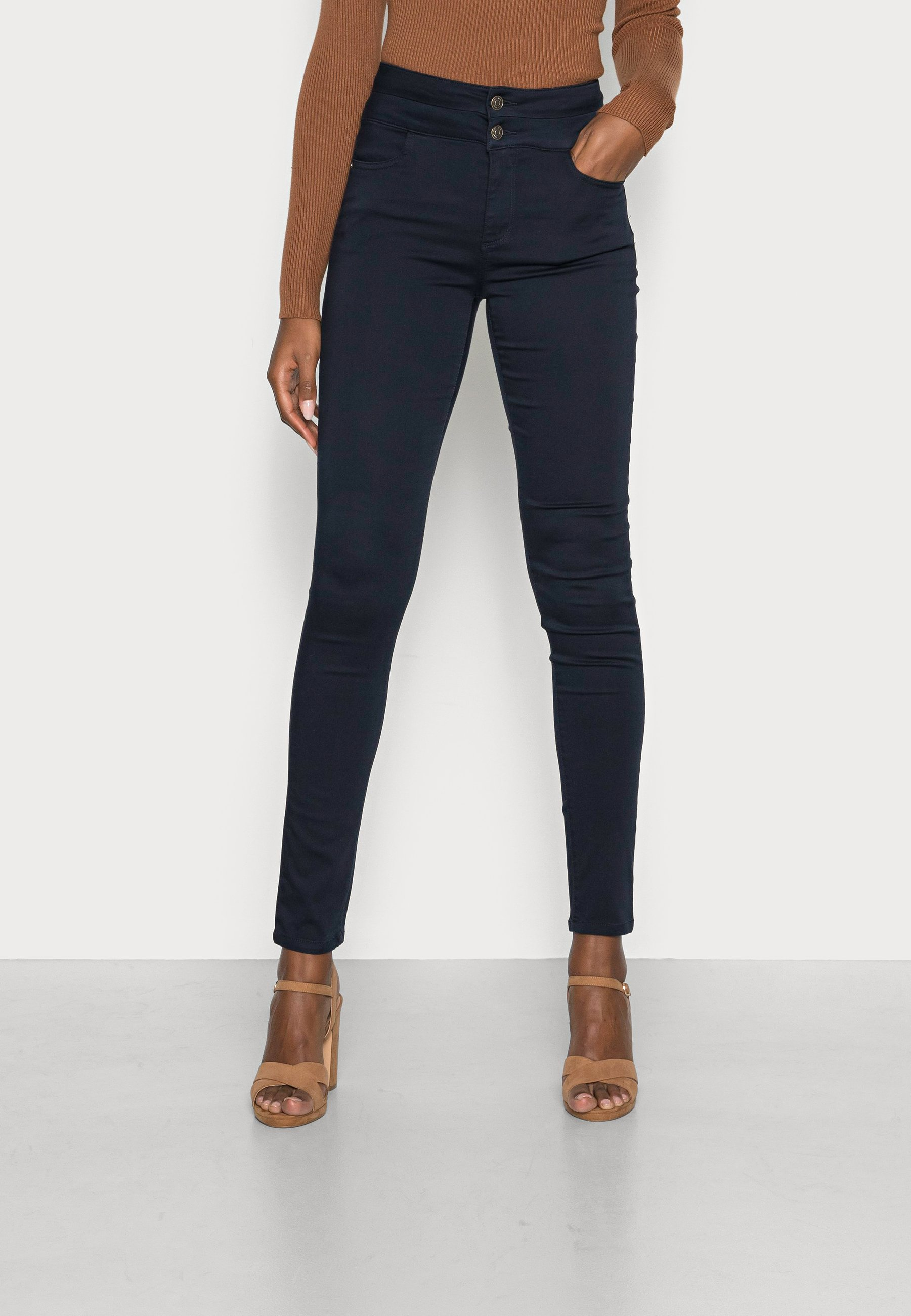 Donna FPOWER SKINNY - Jeans Skinny Fit