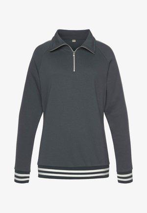 Sweatshirt - stein
