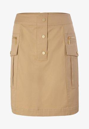 Mini skirt - sahara