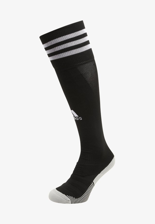 CLIMACOOL TECHFIT FOOTBALL KNEE SOCKS - Knee high socks - black/white