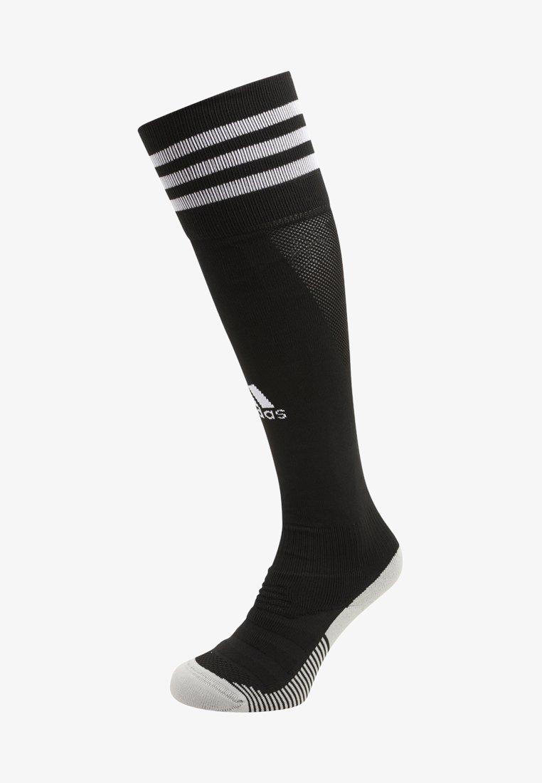 adidas Performance - CLIMACOOL TECHFIT FOOTBALL KNEE SOCKS - Knee high socks - black/white