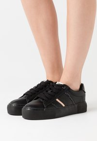 ONLY SHOES - ONLLIV - Zapatillas - black - 0