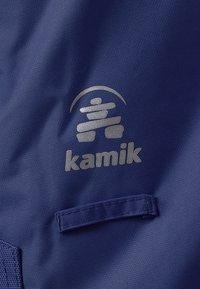 Kamik - WINKIESOLD - Ski- & snowboardbukser - navy/marine - 3
