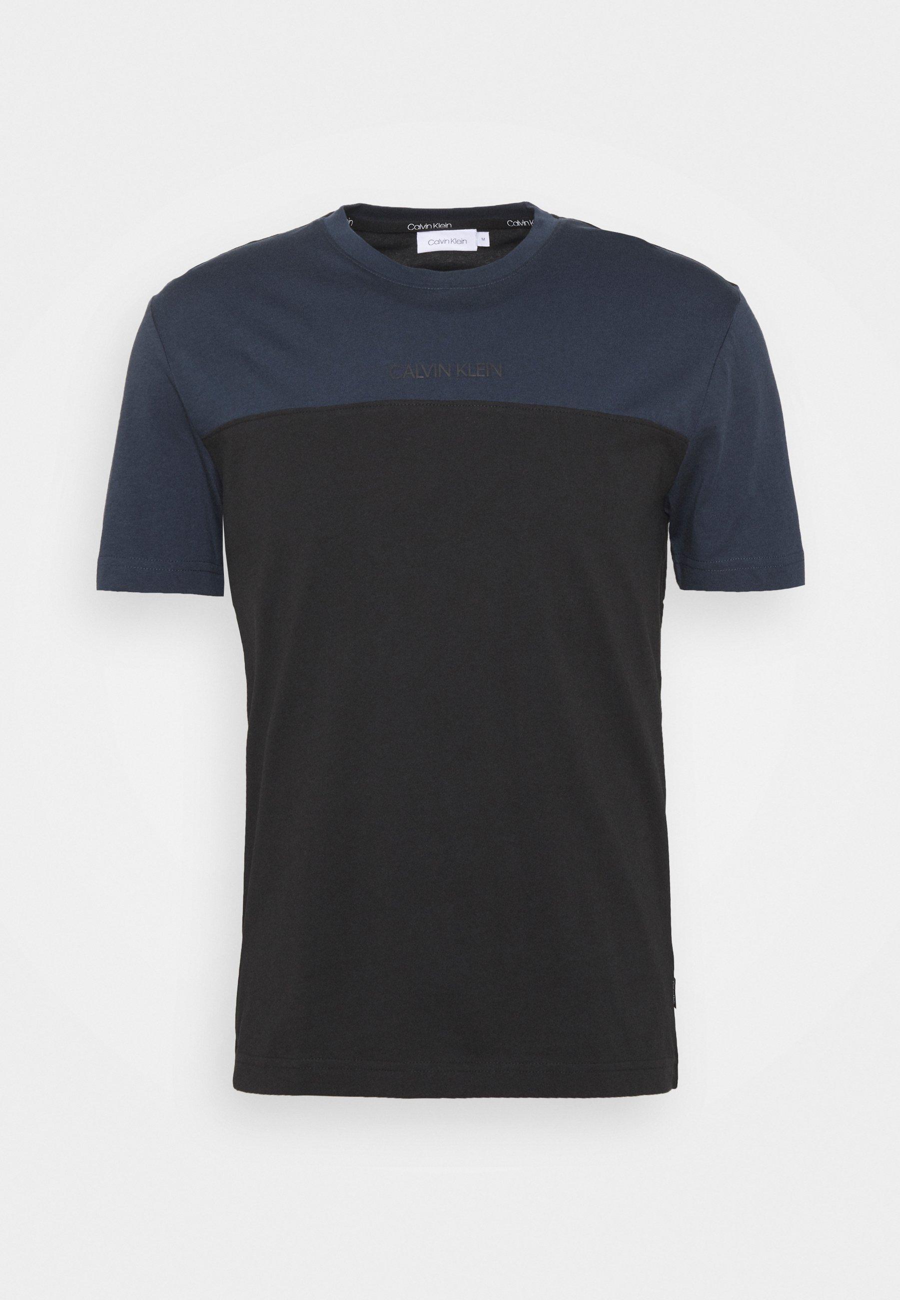 Men COLOR BLOCK - Print T-shirt