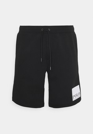 TECH - Tracksuit bottoms - black