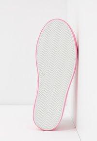 MSGM - SCARPA DONNA SHOES - Tenisky - pink - 6