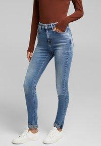 Esprit - Jeans Skinny - blue light washed - 5