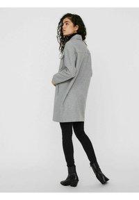 Vero Moda - Classic coat - light grey melange - 2