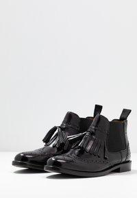 Melvin & Hamilton - SELINA - Ankle boots - black - 4