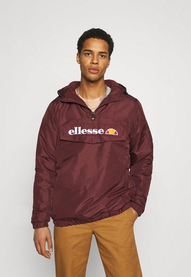 MONTERINI - Winter jacket - burgundy