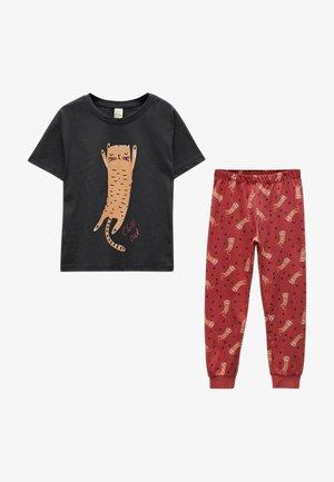 Pyjama set - anthracite