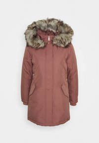 ONLY - KATY - Abrigo de invierno - burlwood - 5
