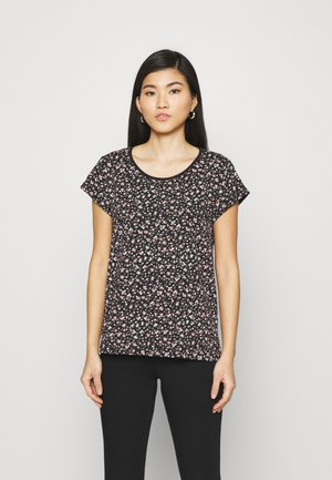 COO CORE - Print T-shirt - black