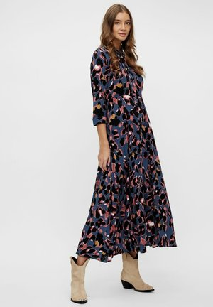Maxi dress - ensign blue