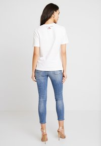 Miss Sixty - FINLEY - T-shirt med print - bright white - 2